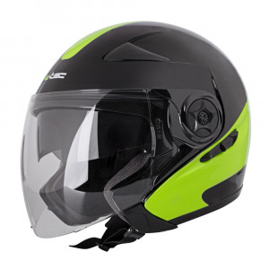 Motorcycle helment W-TEC Neikko, Black