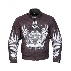 Mens motorcycle jacket W-TEC Akyra