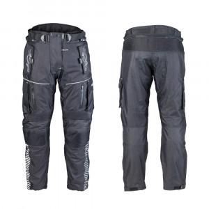 Womens motorcycle pants W-TEC Mikusa NF-2680 - black