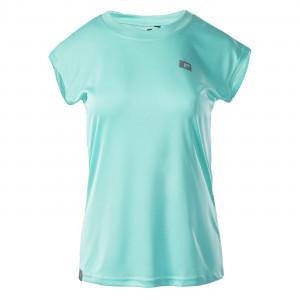 Women's sports t-shirt IQ Ledia, Light blue