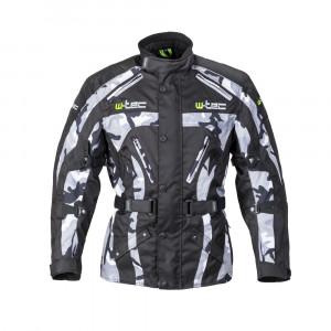 Men's motorcycle jacket W-TEC Troopa