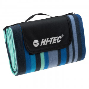Picnic blanket HI-TEC Nico, 150 x 180 cm